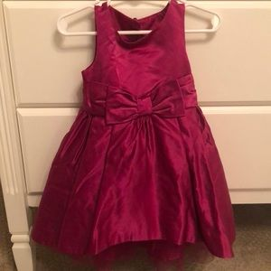 12-18 month Janie and jack pink dress